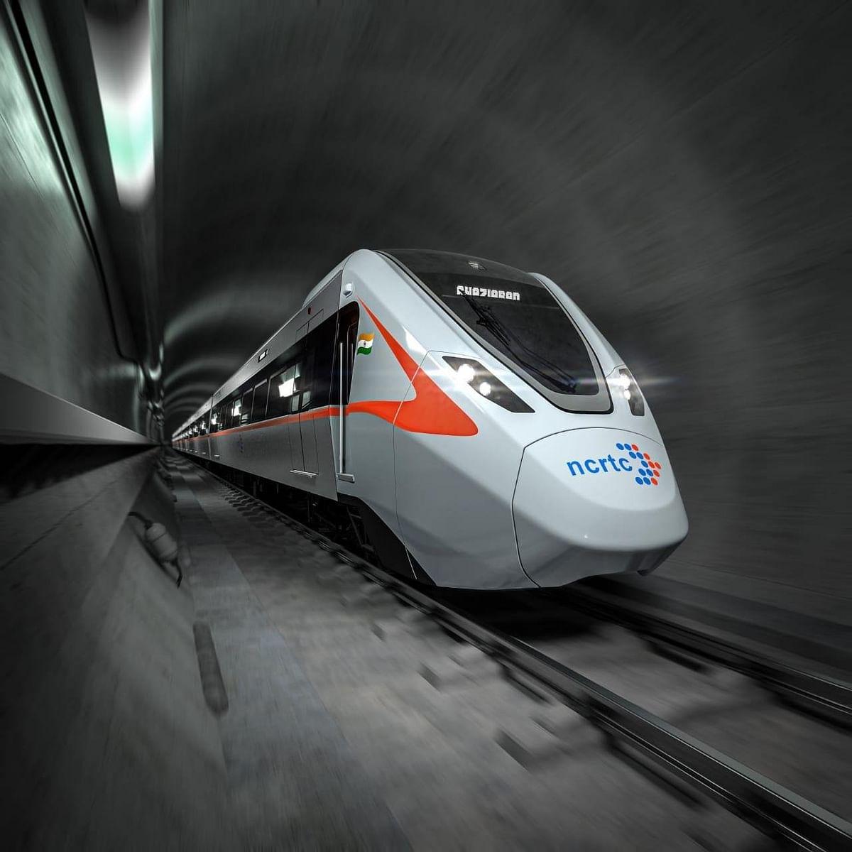 First look of Delhi-Meerut's Regional Rapid Transit System