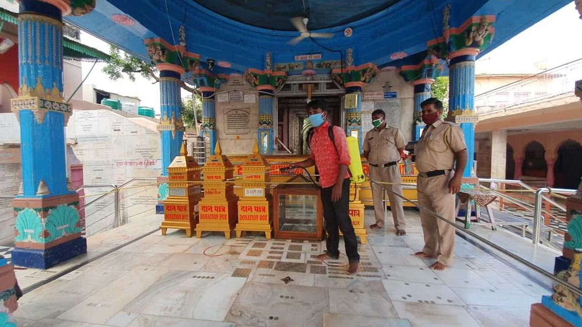 Rajasthan: Brahma temple in Pushkar opens today for devotees