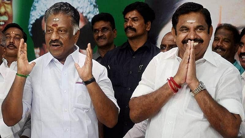 Tamil Nadu: Rift wide open in ruling AIADMK as EPS, OPS spar at meet