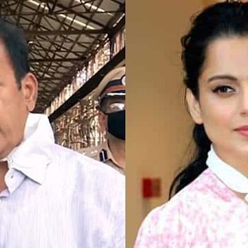 Anil Deshmukh receives threat calls over Kangana Ranaut remark