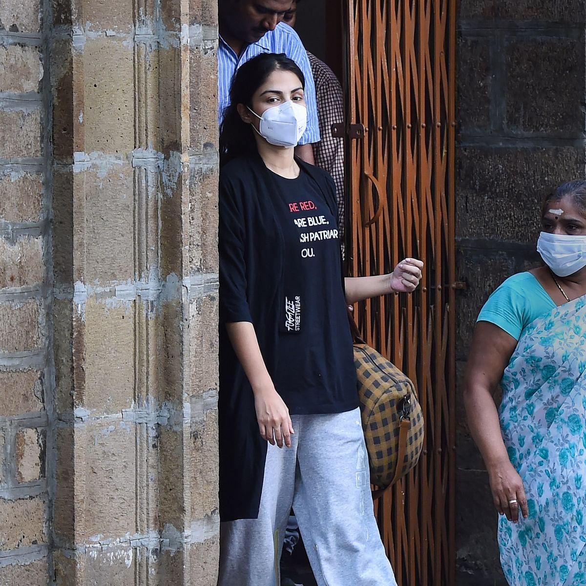 Mumbai: No bail for Rhea Chakraborty, brother
