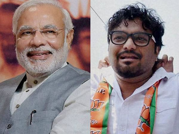 PM Modi lauds Union Minister Babul Supriyo's musical tribute to Pranab Mukherjee