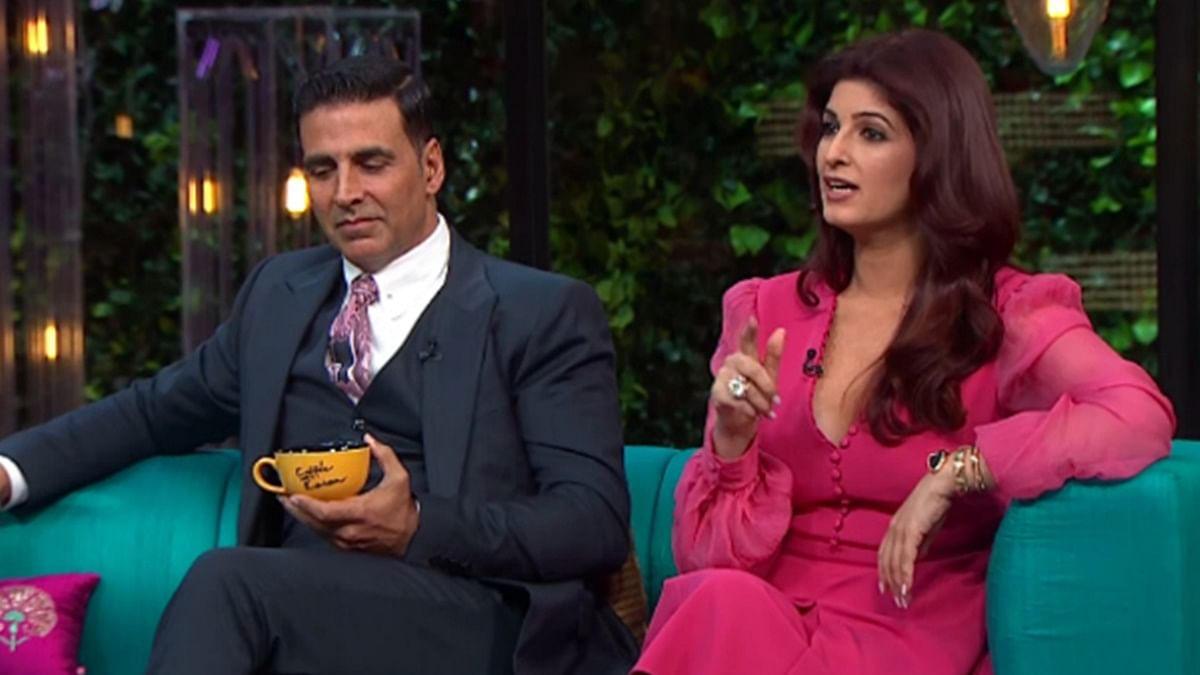 Twinkle Khanna claps back at trolls morphing her pictures, calling for boycott of Akshay Kumar's 'Laxmii'