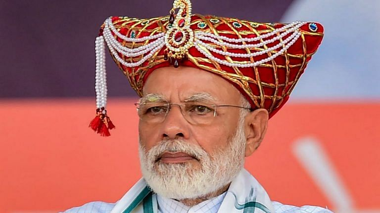 PM Modi turns 70: 7 iconic pictures of the birthday boy