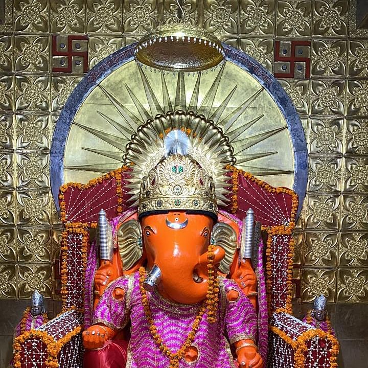 Moti Dungri temple in Jaipur will open after adequate social distancing and sanitization facilities