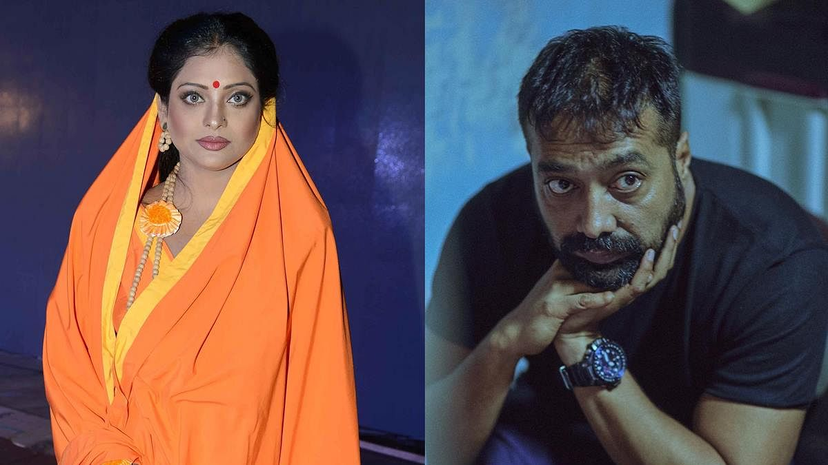 Wait, what? Rupa Dutta just accused Anurag Kashyap of 'sexual harassment' on national TV after confusing him with another guy