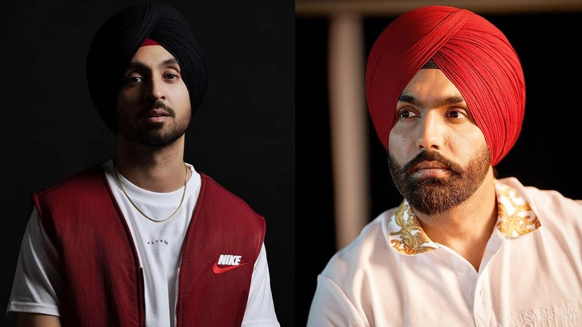 Punjabi stars Ammy Virk, Diljit Dosanjh stand with farmers against Centre's farm-related Bills