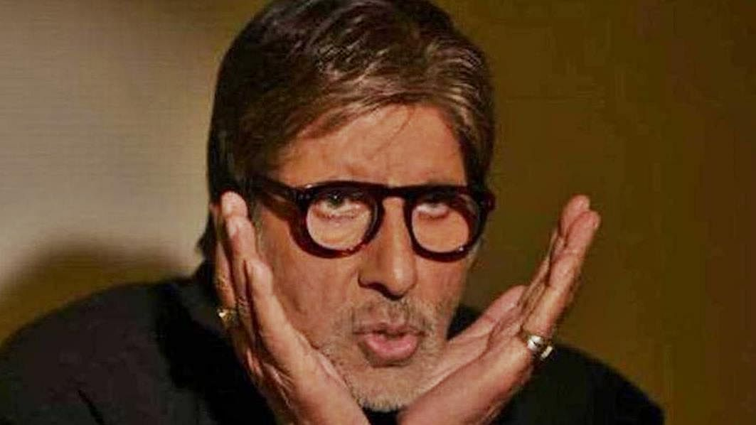 'English is a very funny language': Amitabh Bachchan trolled for promoting 'Doobie'