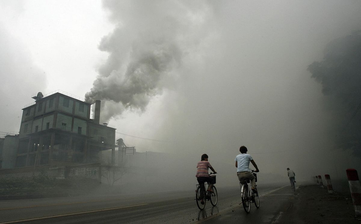 Air pollution leads to increase in electricity consumption: Study