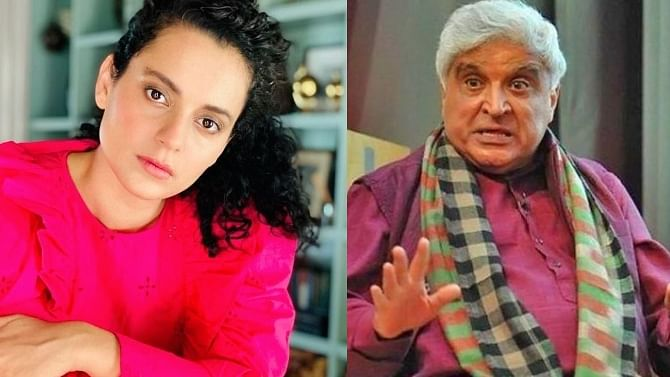 Javed Akhtar files complaint against Kangana Ranaut over her 'derogatory' remarks