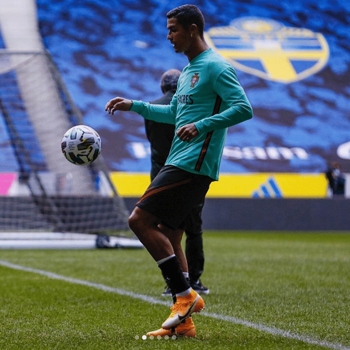 After crossing 100-goal milestone, Cristiano Ronaldo eyes another record