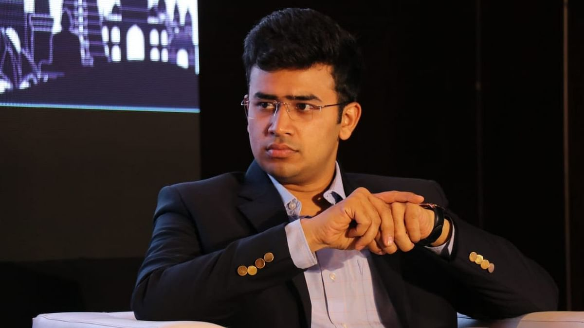 Every Rohingya protected by Owaisi will be removed: Tejasvi Surya