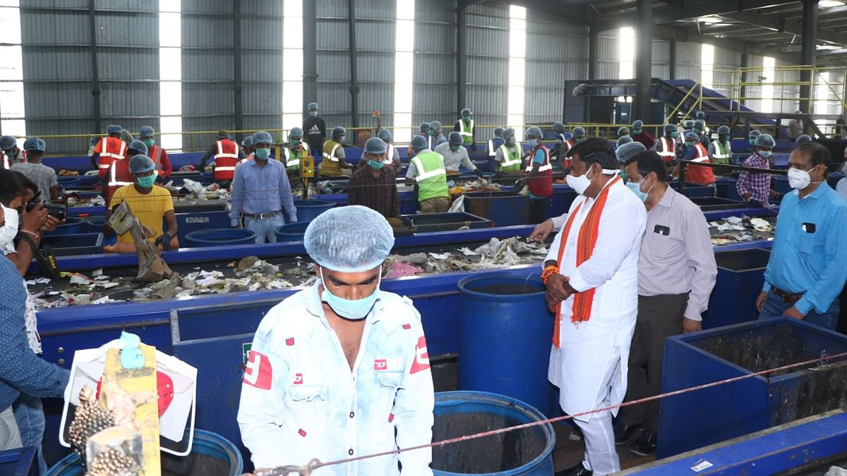 Bhopal to follow Indore waste management system