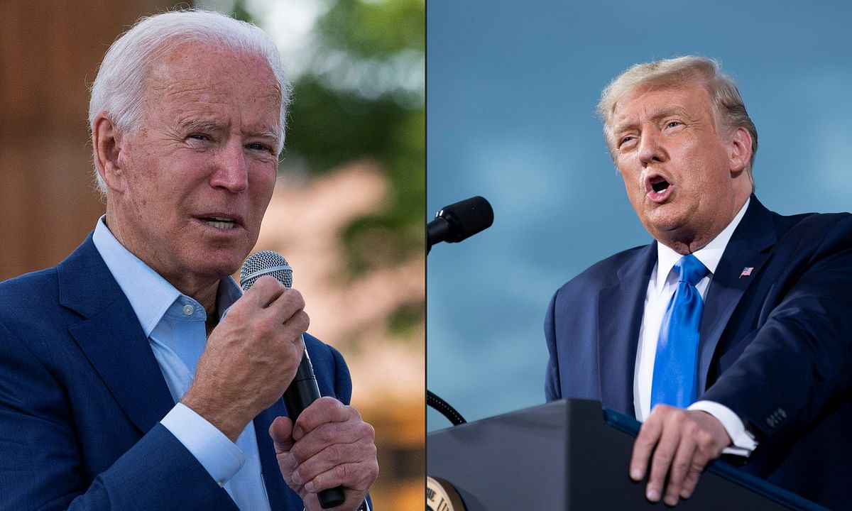 Super Bowl of US Democracy: It's time for Trump, Biden face-off