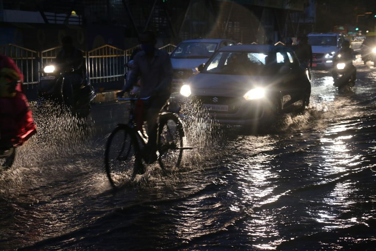 Indore Weather Update: Rains bring relief from humidity