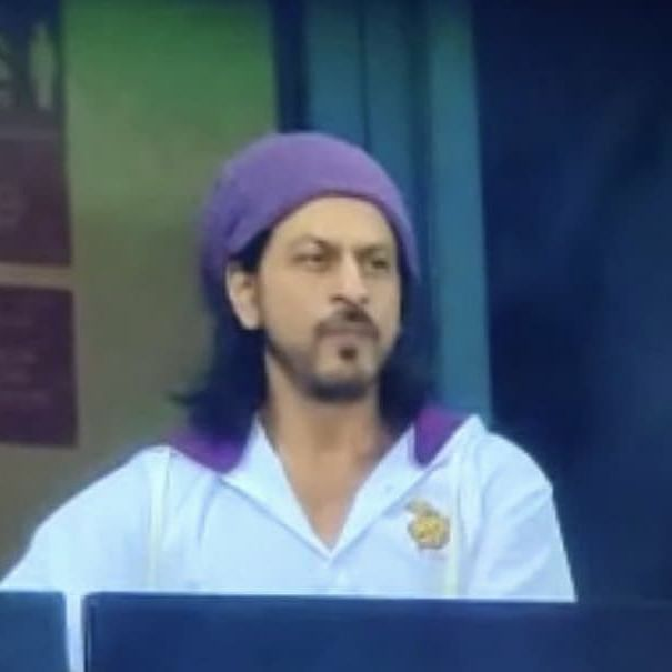 IPL 2020: Shah Rukh Khan in stands as KKR compete against RR