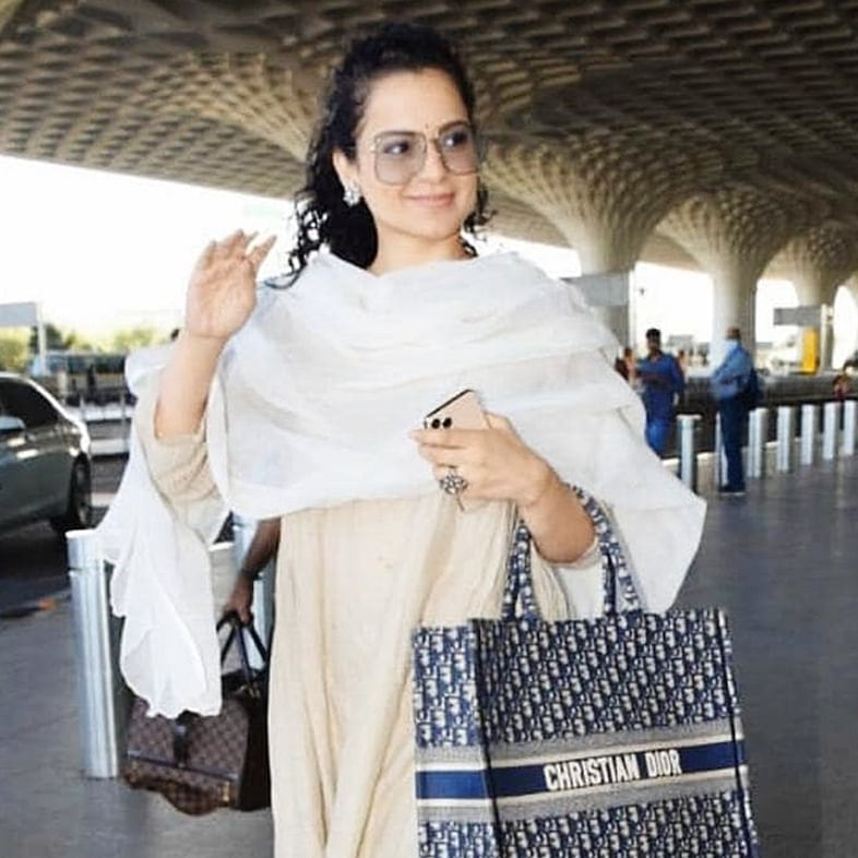 Kangana Ranaut feels Mumbai is like PoK after Shiv Sena's Sanjay Raut tells her not to come back