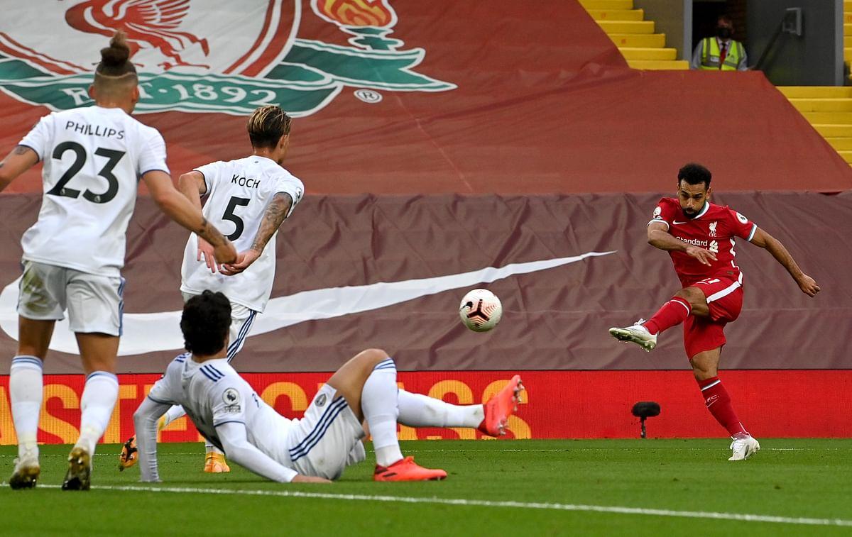 Premier League: Liverpool survives Leeds scare, Arsenal coasts