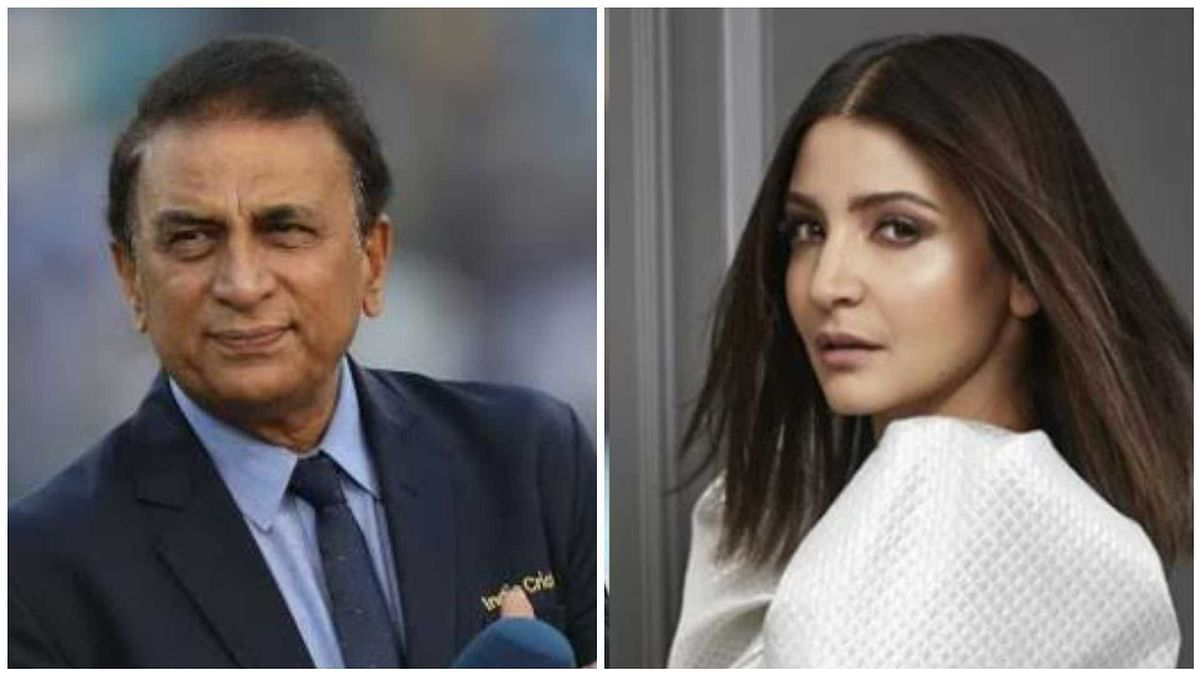 What exactly did Sunil Gavaskar say about Anushka Sharma?