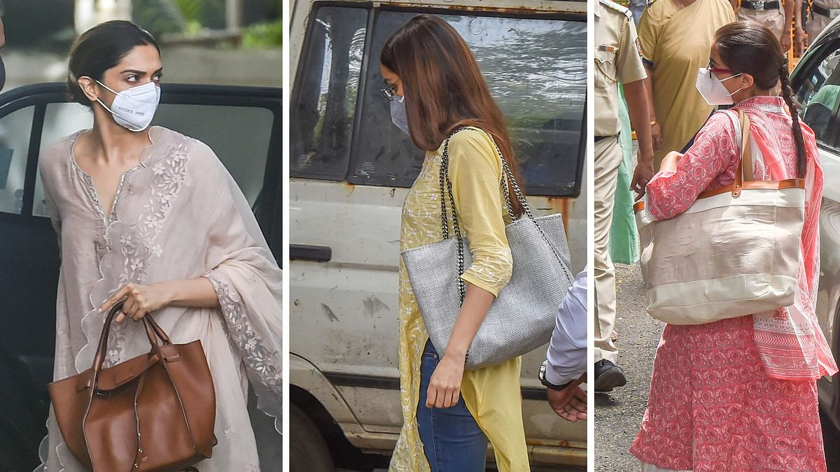 NCB seizes phones of Deepika, Shraddha, Sara in connection with Bollywood drug case