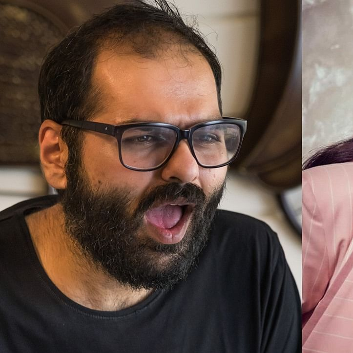 'In a democracy, constitution must protect a revolutionary voice': Kangana lashes out at Kunal Kamra
