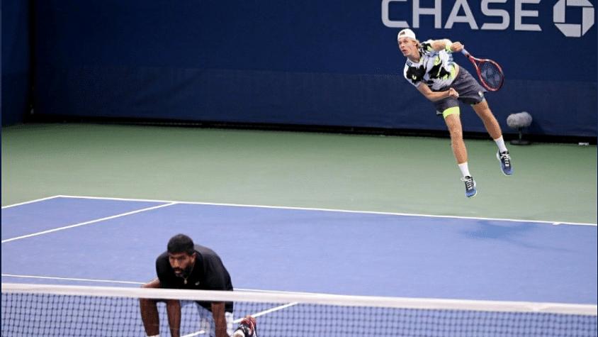 Rohan Bopanna, Denis Shapovalov enter second round of US Open men's doubles