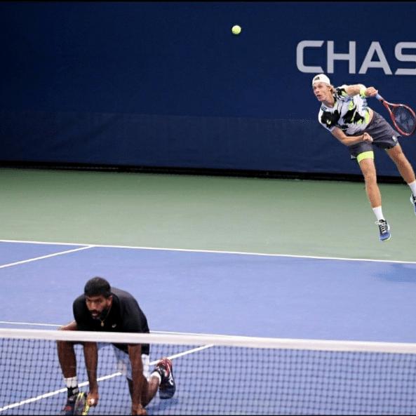 US Open: Rohan Bopanna, Denis Shapovalov reach men's doubles quarter-final