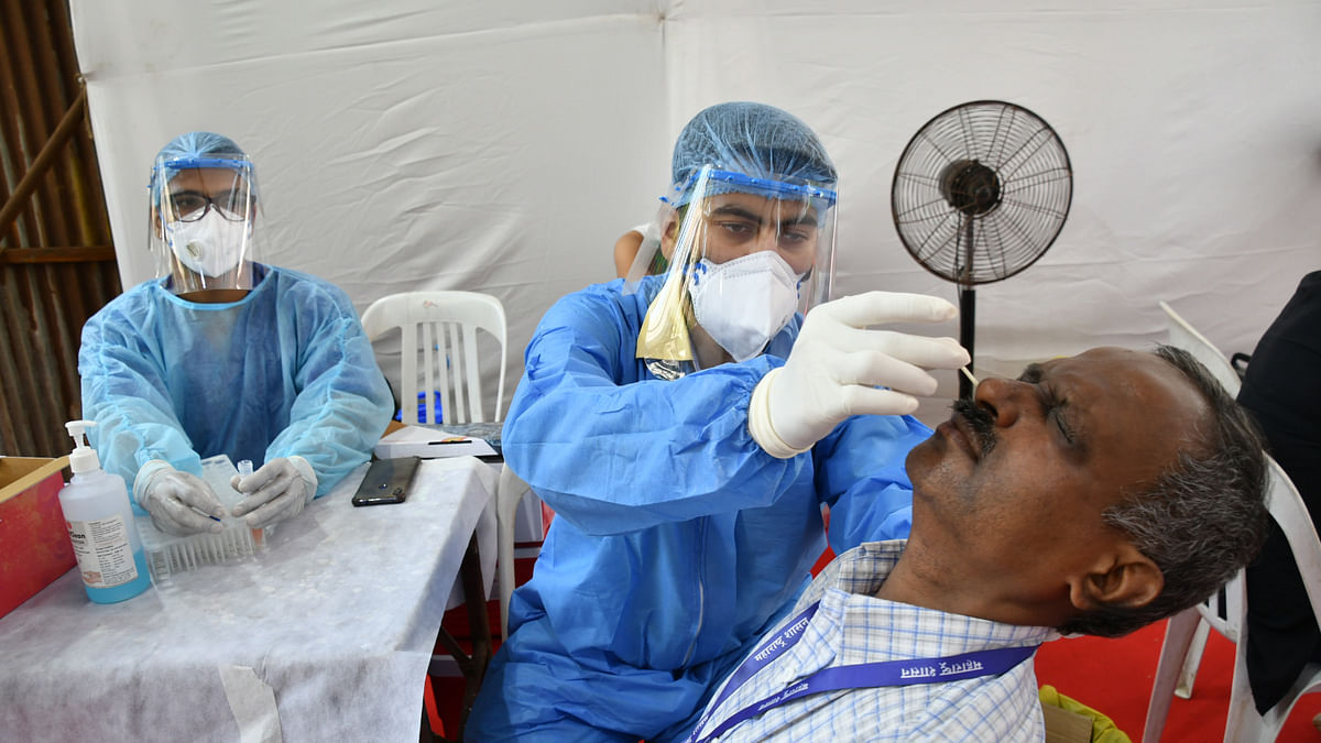 COVID-19 in Thane: 607 new cases in district, tally rises to 2,66,092