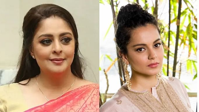 Nagma: 'Why hasn't NCB summoned Kangana Ranaut who admitted to taking drugs?'