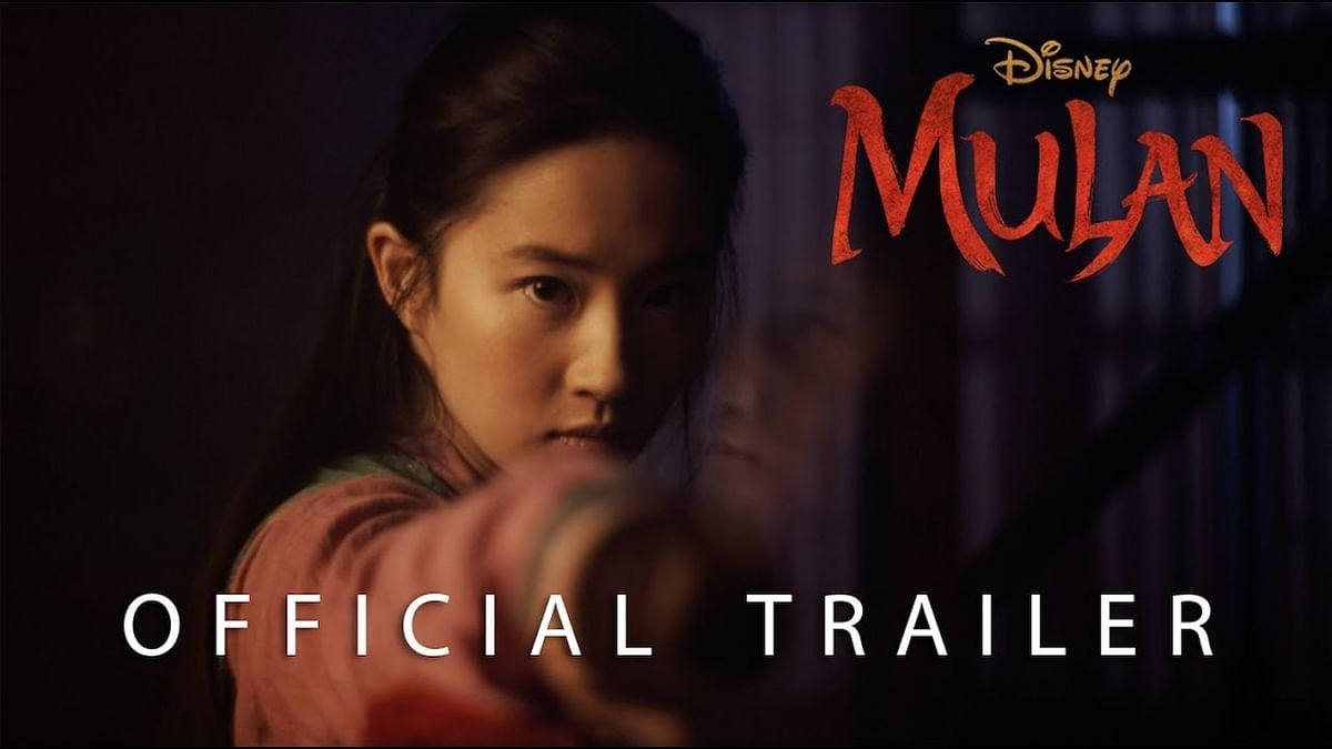 Disney criticised for filming 'Mulan' in China's Xinjiang