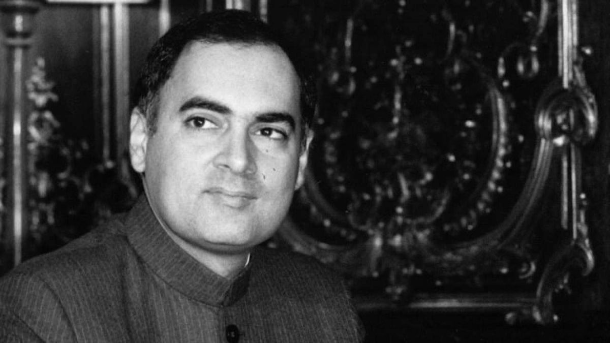 Rajiv Gandhi Death Anniversary: Check out these unseen pictures of former PM with family