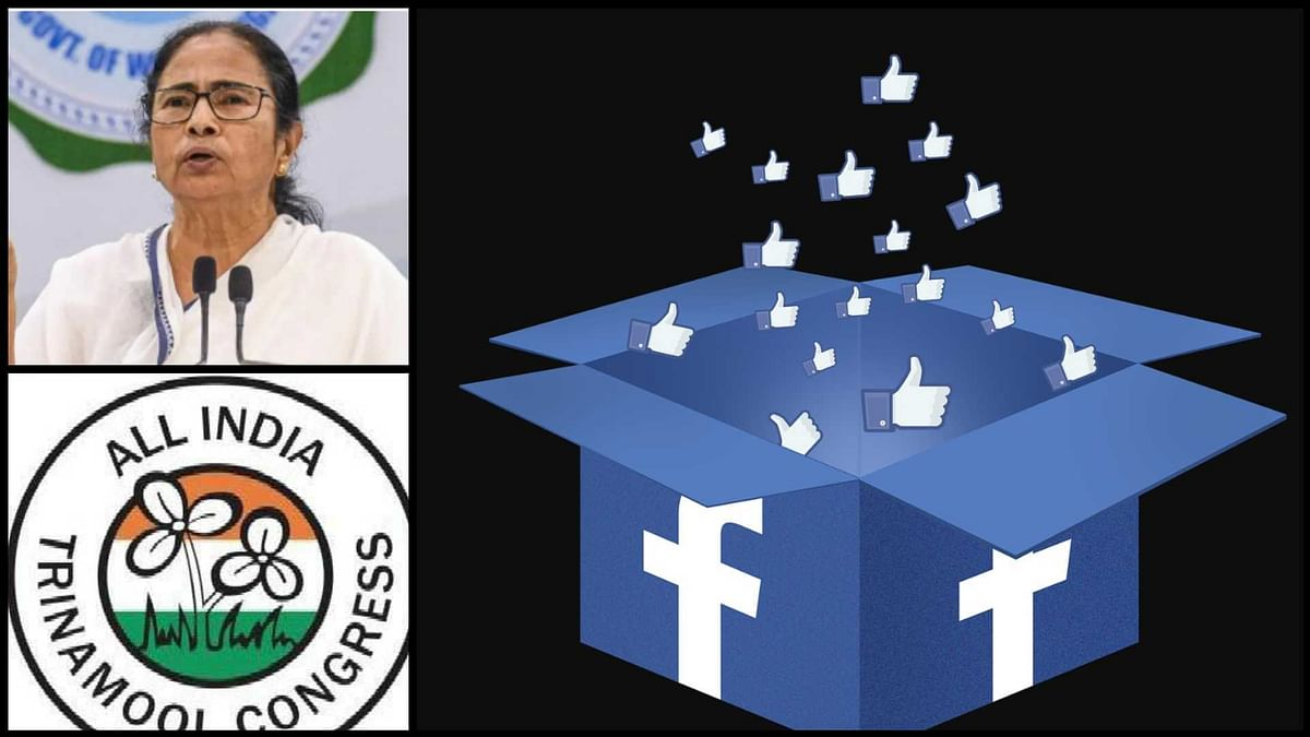 West Bengal: TMC writes to Facebook over the removal of accounts of its supporters