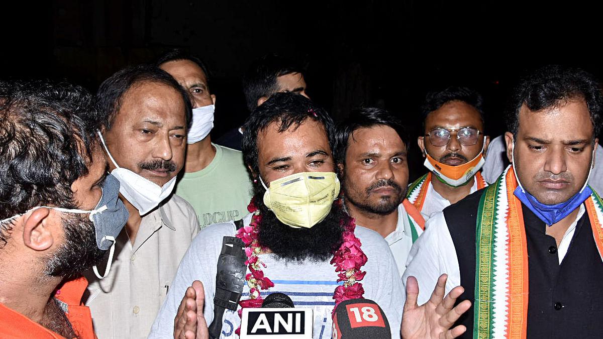 Kafeel Khan says came to Rajasthan on Priyanka Gandhi's advice