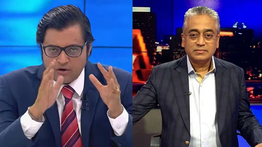 Republic Tv Trolls India Today Over Barc Ratings Urges Anchors To Stop Venting On Social Media
