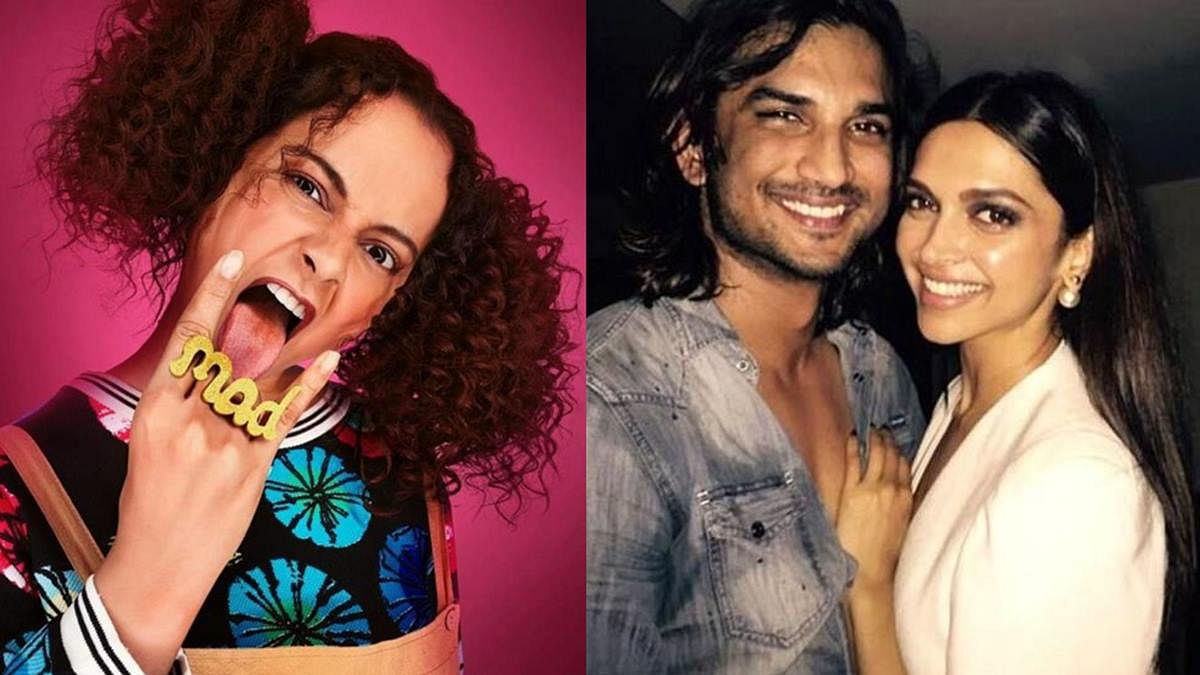 'Maal hai kya?': Kangana mocks Deepika after latter's name emerges in NCB drug probe related to Sushant's death