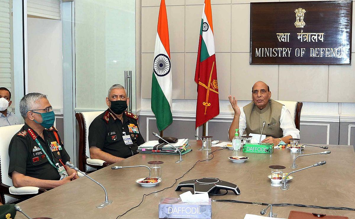 Rajnath Singh unveils Defence Acquisition Procedure 2020 that focuses on Atmanirbhar Bharat, Make in India initiative