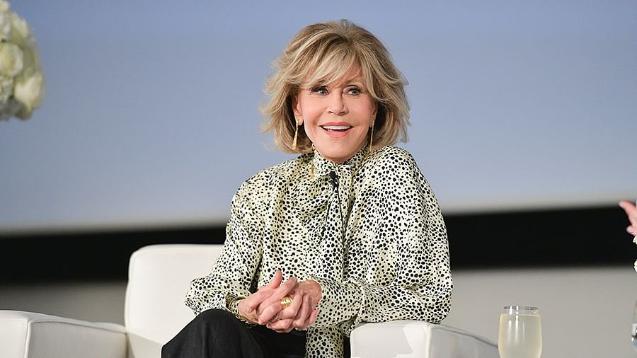 Jane Fonda had plastic surgery to be 'loved' and 'look right'