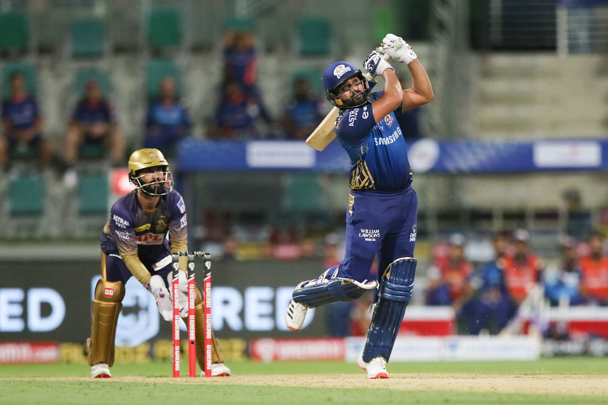 IPL 2020, MI vs KKR: Rohit Sharma becomes second Indian after Dhoni to hit 200 sixes in IPL history