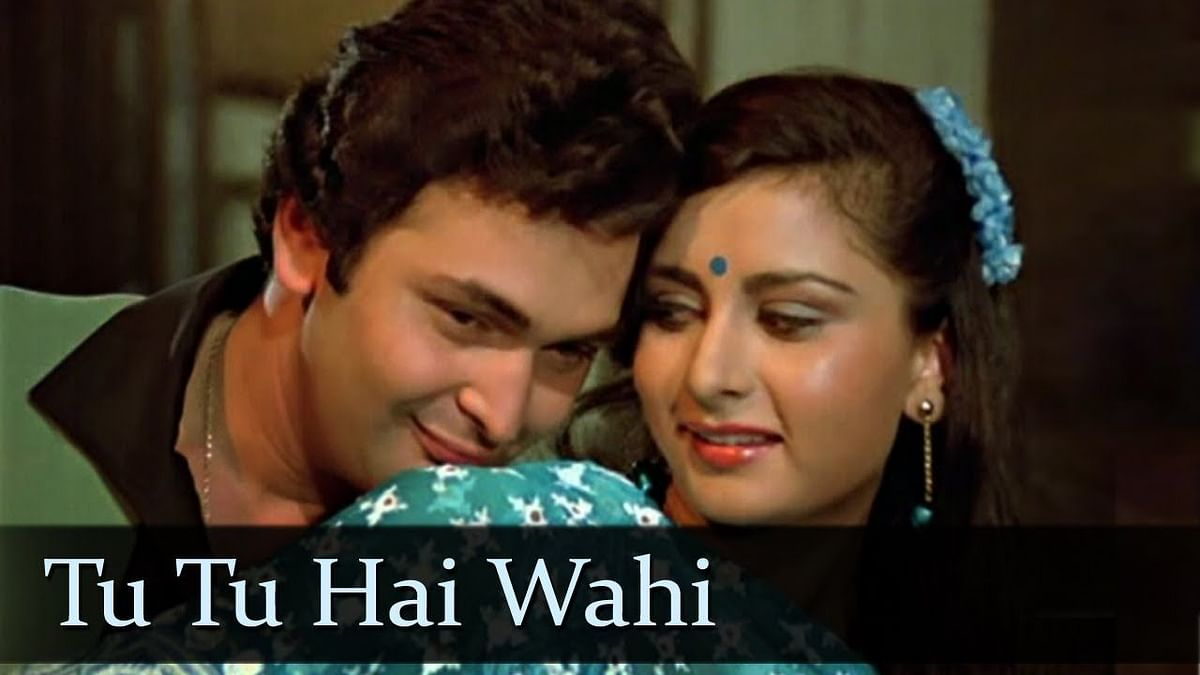 Rishi Kapoor Birth Anniversary: 'Tu tu hai vahi', 'Bachana ae haseeno' - Best evergreen songs of the late actor
