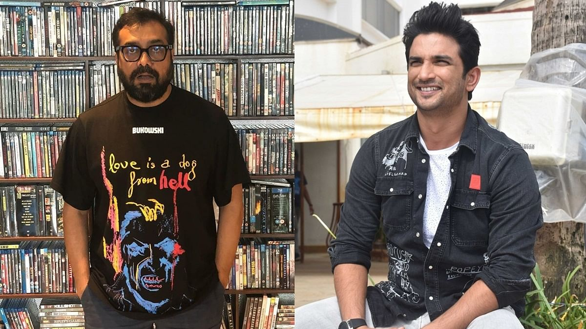 Anurag Kashyap reveals why he didn't want to work with Sushant; shares WhatsApp chats with manager weeks before he died
