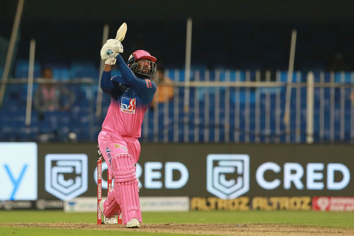 'Need Netflix series about his innings': Twitter flooded with memes and jokes as Rahul Tewatia stars in Rajasthan Royals' record runchase