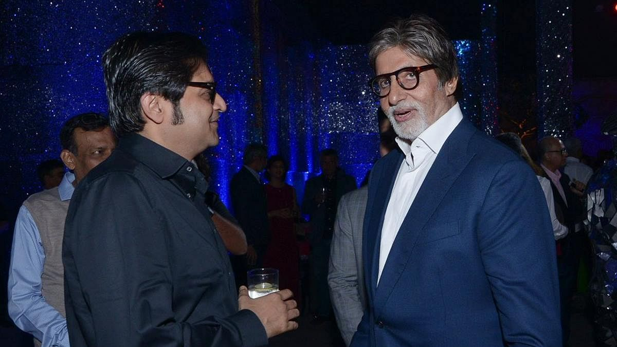 Sorry Big B? Now Change.org petition to make Arnab Goswami the voice of Alexa in India instead of Amitabh Bachchan