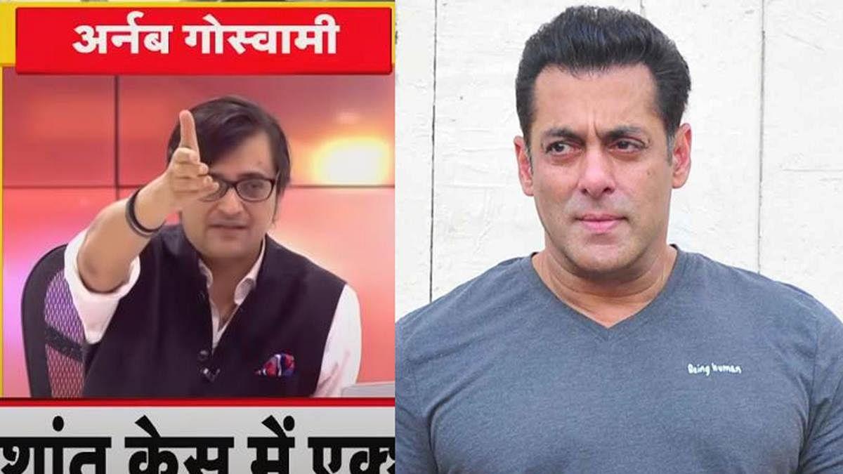 Being Insane: Arnab Goswami outdoes his 'drug do' rant as he screams 'kahan hai Salman Khan'