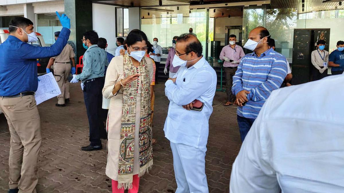 Maharashtra Public Health Minister Rajesh Tope