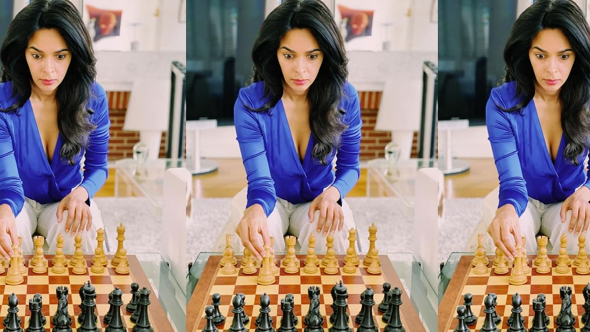 Nonsensical Nemo: Why Mallika Sherawat deserves 'full Marx' for her 'wrongly-set' chessboard