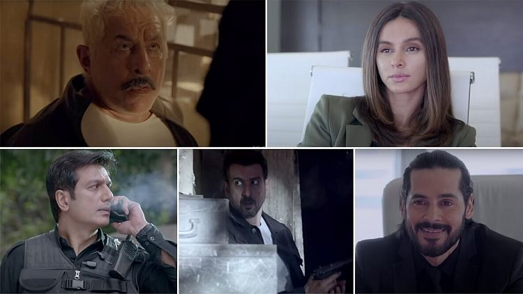 Hostages 2 web series review: A thrilling roller coaster ride