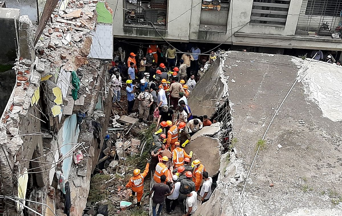 Death toll in Bhiwandi building collapse rises to 20