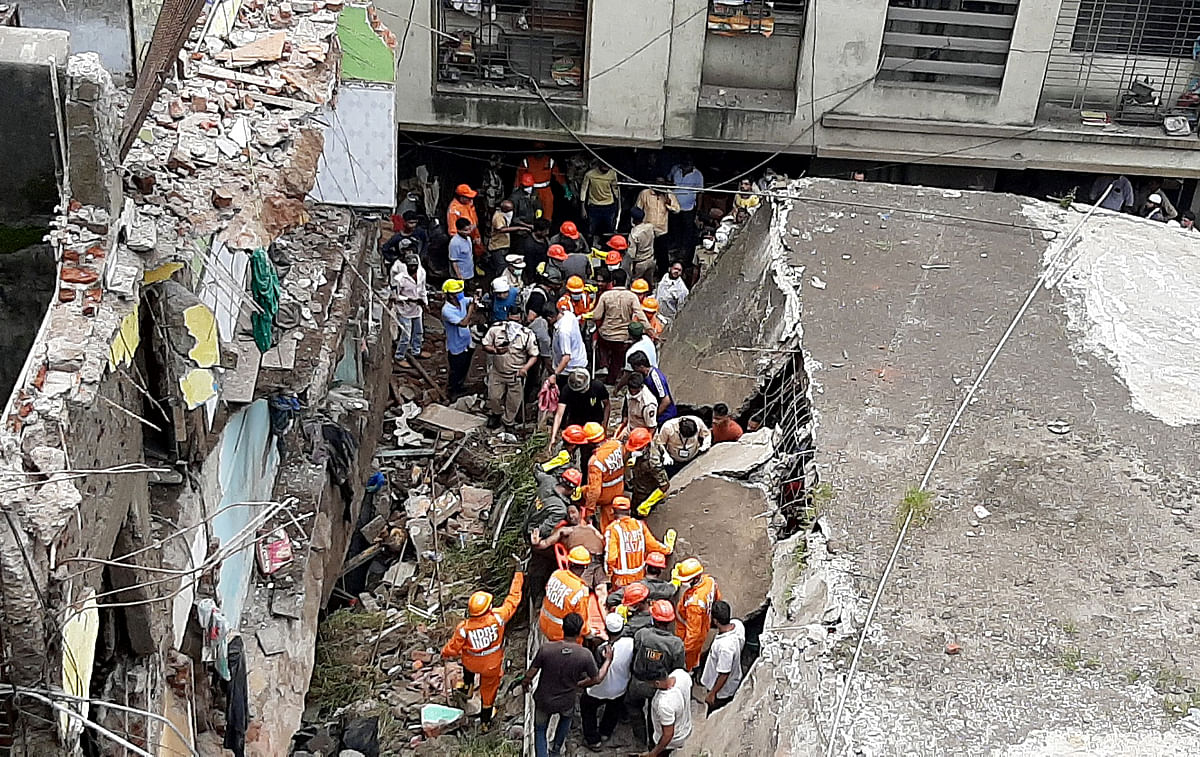 Death toll in Bhiwandi building collapse rises to 17
