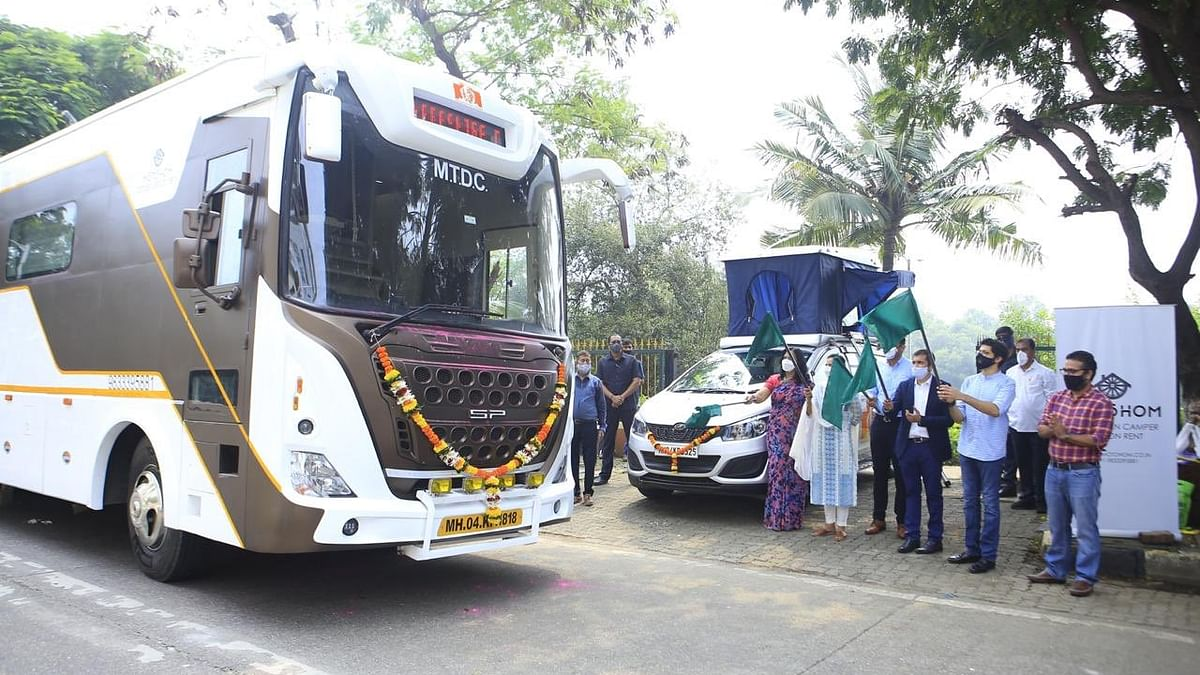 MTDC and MOTOHOM launches caravan services: From booking to charges, here's all you need to know