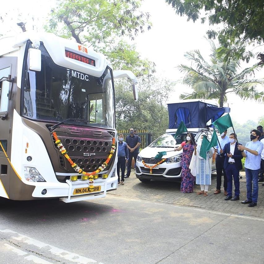 Caravans for Maha holidays; state seeks public opinion on new proposal